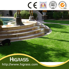 natural indoor and outdoor Decorative Synthetic grass Turf carpet grass price