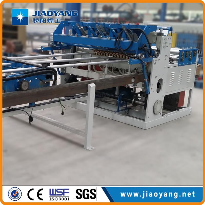 export fully automatic chicken/dog/fox iron wires cages mesh welding machine for sale