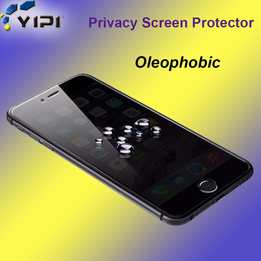 Competitive Price Anti Spy Screen Protector, Accessories Privacy Tempered Glass Screen Protector For Iphone 6/6S%