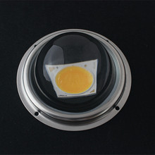 100mm optical aspheric condenser narrow beam lens for Illumination, Lighting, Projectors