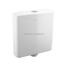 Bathroom toilet plastic water tank cistern for squatting pan