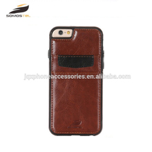 high quality leather mobile phone protector case for iPhone 5 5c