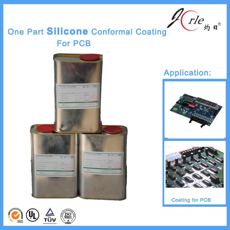electronic silicone conformal coating