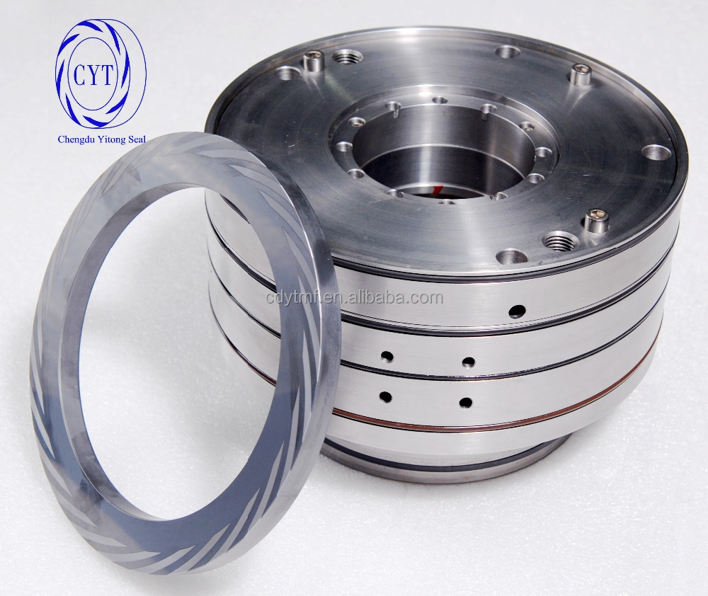 YTG803 High-pressure cartridge dry gas seal for centrifugal compressor