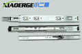 competitive price Cold rolled steel drawer runner / ball bearing telescopic channel