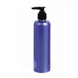 300ml pet plastic cosmetic lotions bottles with sprayer pump