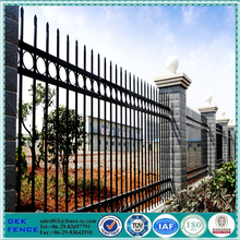 Decorative Cheap Wrought Iron Fence Panels For Sale