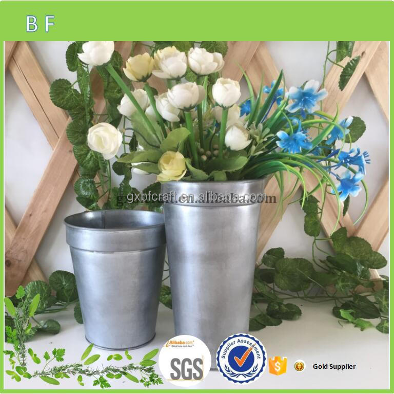 Professional Garden Supplier Competitive price large flower pots best sale online