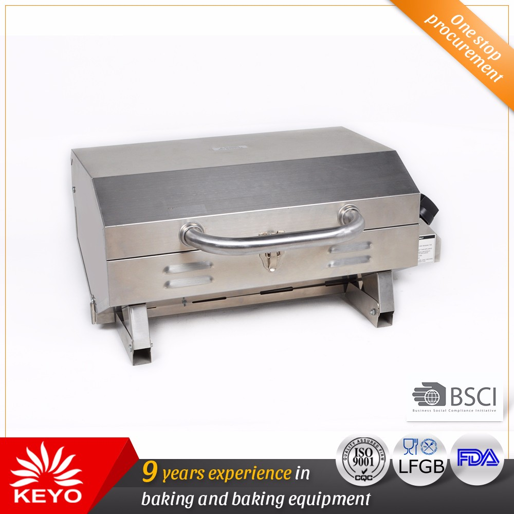 Easily Assembled Excellent Quality Charcoal And Combo Bbq Smoker Brazilian Rodizio Machine Gas Grill