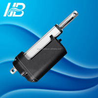IP66 24v dc motor, electric actuator, linear push 1000KG