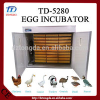 Plastic incubator ostrich led made in China