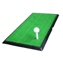 Alibaba China supplie driving pad golf hitting mat for indoor / outdoor