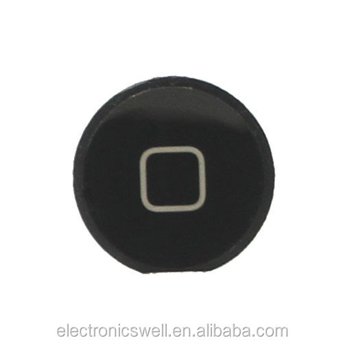 Wholesale Home Button Keys Replacement Black/White For Apple iPad 3
