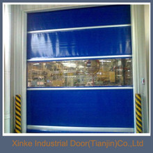 CE approved Fabric Fast Roll Up Door HSD-025