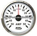 52mm AMP gauge SY06103 (+/-50A)