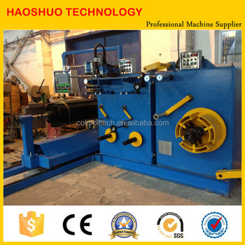 CE,ISO foil winding machine,equipment for transformer