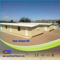 2 storey quick build temporary labour accommodation