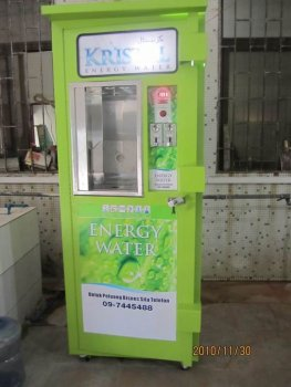 Kristal Water Vending Machine