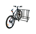 6 Bike Floor Parking Rack Storage Stand