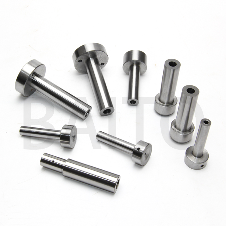 Precision components sprue bushings for plastic molds