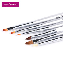 6PCS/SET Nail 2016 Brush Set Drawing Pen Brush Set