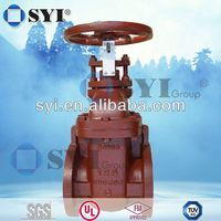 gate valve picture of SYI GROUP