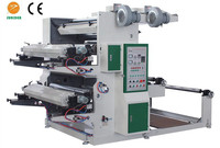 Sunidea New arrive 2 Color flexo 800 mm printing machine with CE standard
