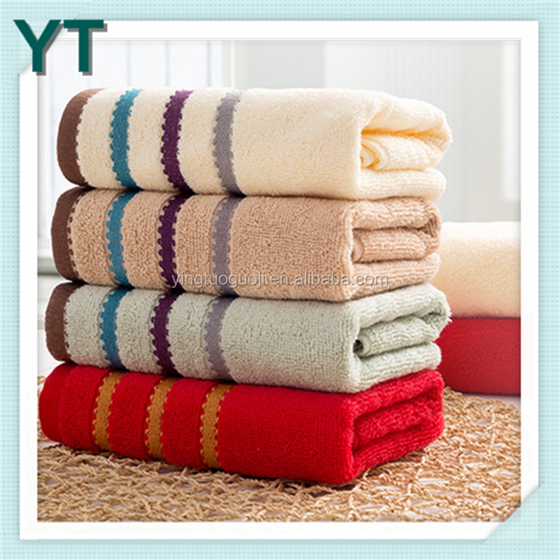 Wholesale Soft Feeling Cheap Organic Cotton Towel
