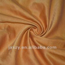 Silk cotton satin/cotton silk satin