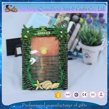 best price unique polyresin custom 3d photo frame