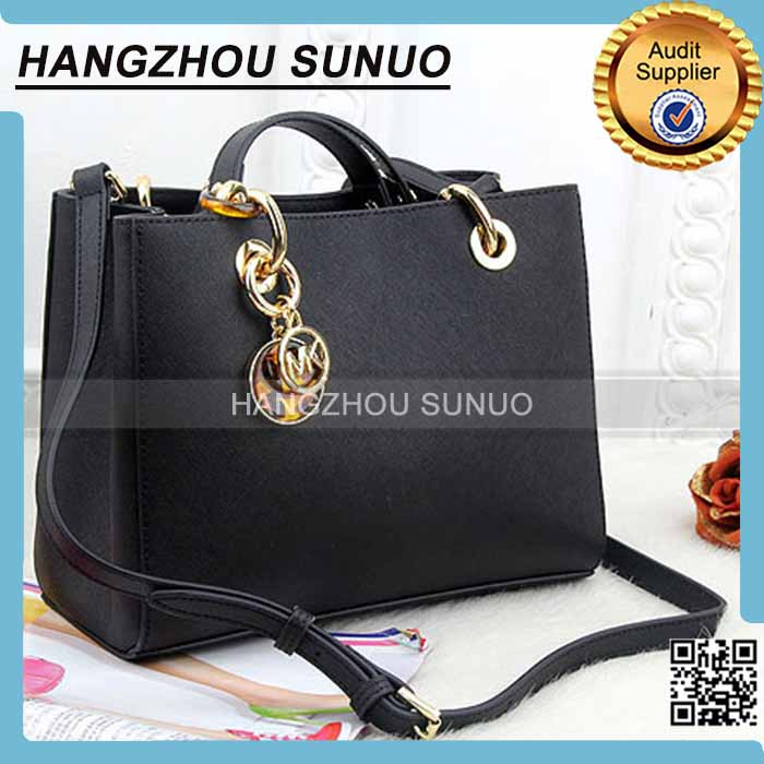 hot selling new fashion leather handbags ladies 2016