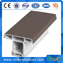Custom PVC Profiles/Customized Hard Plastic Profiles Extrusion