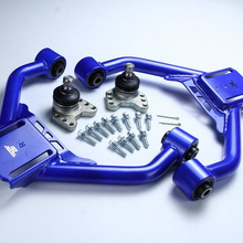LVTU Racing Adjustable Front Suspension Arm Rear Camber Kit control arm For Nissan 350Z 370Z