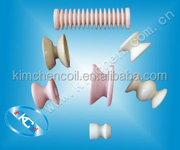 Ceramic Wire Guide Roller for Coil Winding Machine