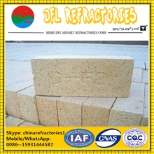 competitive price high quality high alumina lining brick 85% for EAF roof made in