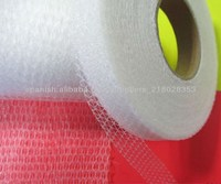 2015 new item of double sided hot melt adhesive net without paper for high standard underwear