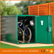 Factory Price Cheap Foldable Antirust Storage Containers/Metal Bike Locker