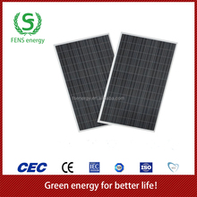High efficiency 250 watt poly solar panel, cheap solar panel China manufacturer