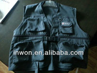 fishing vest coat for man