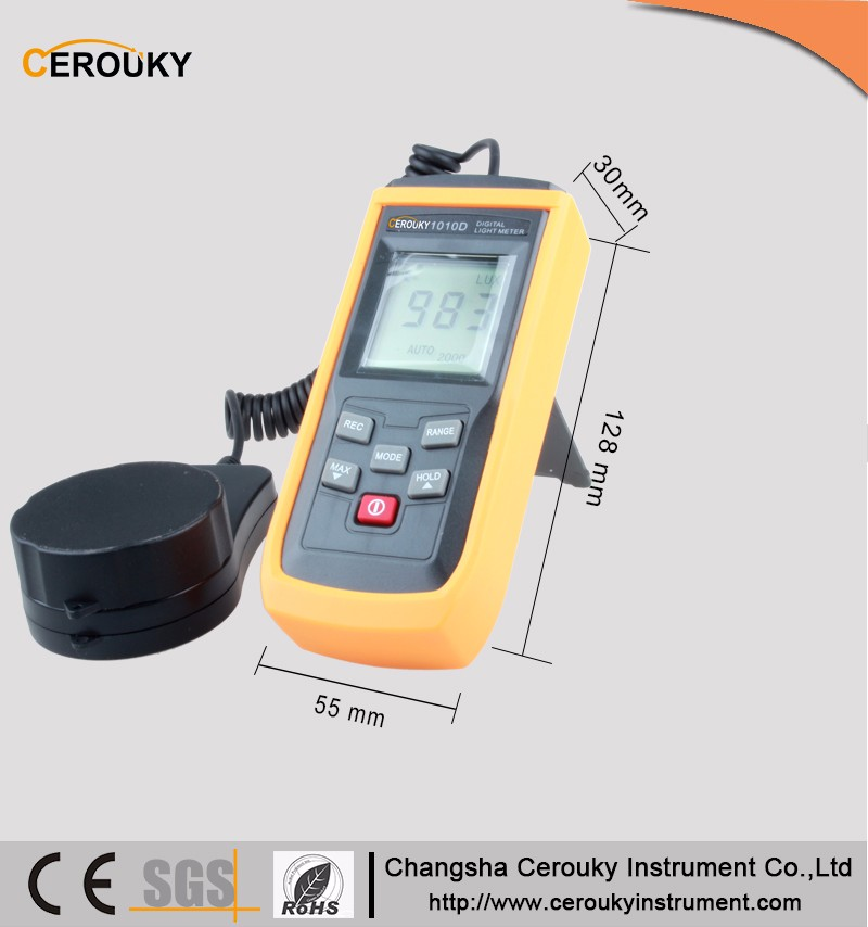 200000 illumination photometer illuminance luminance luminometer lightmeter pyranometer price luxmeter light digital lux meter