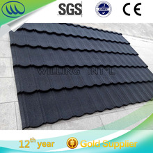 Good Price Hot Sale European standard Aluminium Zinc Roofing Sheets/ Stone Coated Metal Roof Tile
