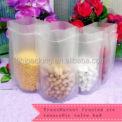 Transparent LDPE/ HDPE Plastic Zip Lock Bags/ clear reclosable zipper bag