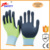 Waterproof Oil Repellent Non Slip Double Dipped Nitrile Gloves For Car Washing