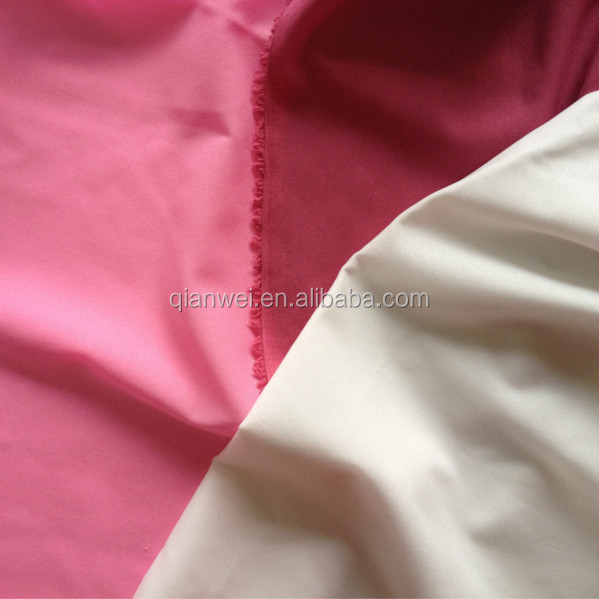 polyester super thin woven Interlining (double-dot for ladies' high quality fashion wear)