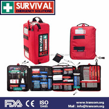 SES01 High Quality Large Volume military medical kit survival first aid kit
