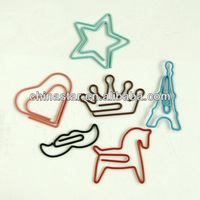 Kinds of shape metal clip for girlfriend gift