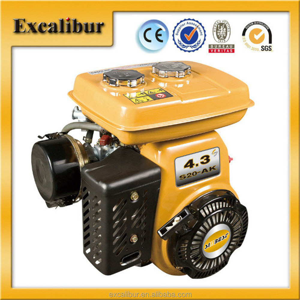 Factory Direct Sale Petrol Start Kerosene Run 4.3 HP EY20 Engine
