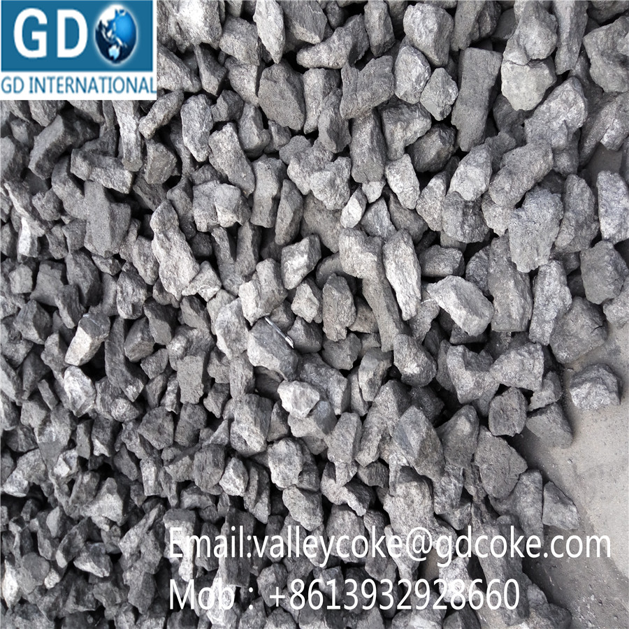 Foundry coke 80-100mm good quality Made in China