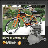 2 stroke gas/gasoline/petrol/diesel bike engine kit,benzin velosiped motor