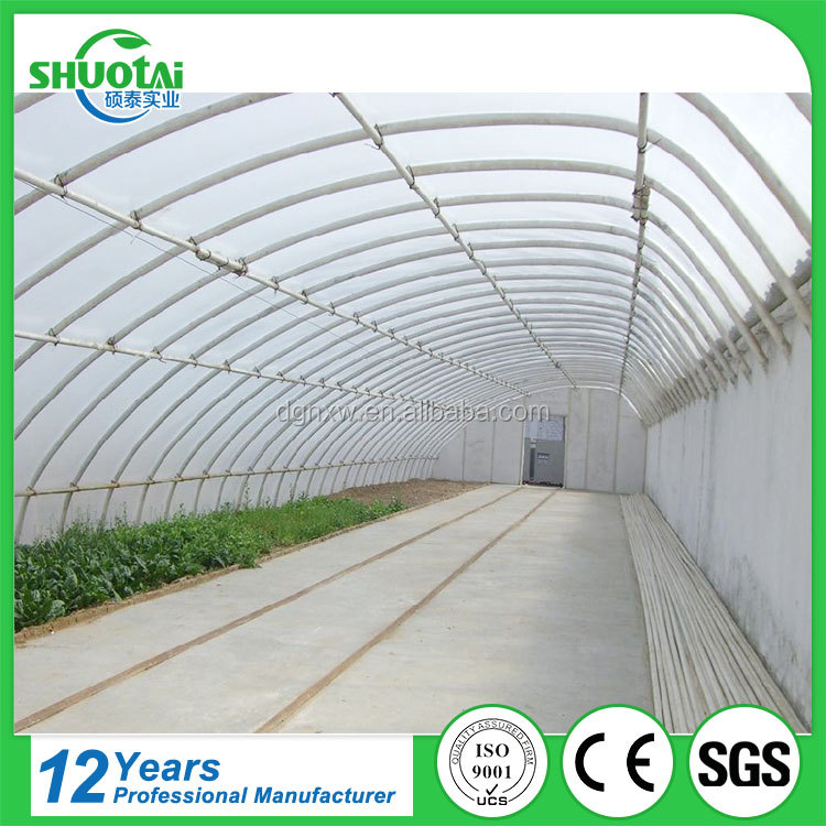 PVC transparent film used plastic mulch layer biodegradable greenhouse polycarbonate sheet price